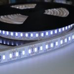 Product name : 2835 led strip waterproof 18lm Details : Product name :  2835 waterproof strips Details :  Warm White / Neutral White / White   CCT      3100K / 4100K / 6500K  Current(Amps/m) 1.02-1.26  LED Type    2835 LED QTY: 60/m 120/M. http://www.oiclights.com/