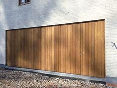 Garage Door Styles, Garage Doors, Garage Exterior, Aluminium, My House, Building A House, Sweet Home, Contemporary, Wood