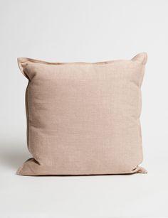 Belgian Minimalism: Get the Look | Madison Cushion | Abode Living | Est Living Design Directory