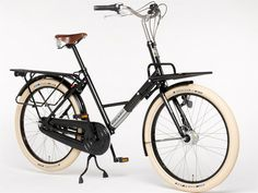 WorkCycles FR8 Dutch bike. I love this bike, but it's prohibitively expensive if you get it made as it's intended to be used. :(