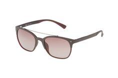 POLICE, die Marke der Firma De Rigo wurde in Italien 1983 als Unisex-Brille auf den Markt gebracht. Ein globales Statement für alle diejenigen, die ungeteilte Aufmerksamkeit suchen. Police Game 5 SPL161 7E8P Sonnenbrille in marrone/rosso semi opaco | POLICE-Produkte werden in über 80 Ländern vertrieben,in...