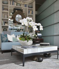 Huge fan of orchids in the home--simple and beautiful