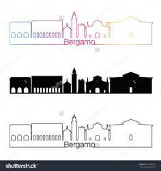 skyline bergamo - Cerca con Google