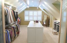 Attic Bedroom Designs Angled Ceilings Slanted Walls