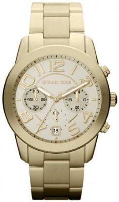 Amazon.com: Michael Kors Watches Mercer (Gold): Michael Kors: Clothing