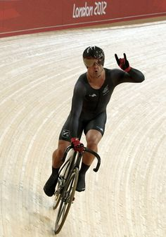 Simon van Velthooven (Cycling, New Zealand) - A solid bronze in the Men's Keirin cycling event as well as an invite to the nation to his belated 21st in Manawatu. Good man.