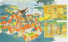 Imágenes: El storyboard de 'Pippi Longstocking', el proyecto inconcluso de Hayao Miyazaki - ENFILME.COM