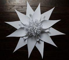 paper+flower+large+by+balushka+on+Etsy,+$80.00