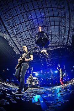 #ChristopherWolstenholme #ChrisWolstenholme #Muse - Amsterdam Arena, Amsterdam #Netherlands (June 2013)