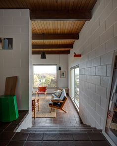 Awesome 23 Best Breeze Block Wall Ideas www.c… Cinder block is a superb building material and is used throughout the world for many forms of applications. House Design, House, Interior, Basement Remodeling, Concrete House, New Homes, Concrete Houses, House Interior, Breeze Block Wall