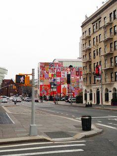 Studio Sjoesjoe in New York - street art