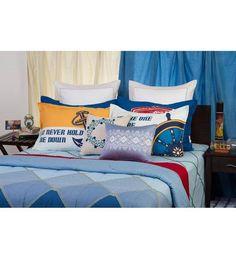 Copriletto trapuntato Cotton  220 X 137 CM BD-943 | Arts of India – Italy