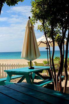 Blanchard's Beach Shack - Anguilla, BWI  #blanchards #anguilla