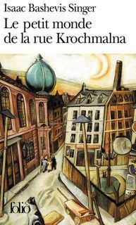 Le petit monde de la rue Krochmalna - Folio - Folio - GALLIMARD - Site Gallimard