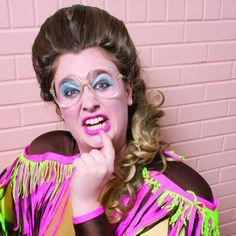 Leslie Hall, Midwestern Diva, Gem Sweater Queen.
