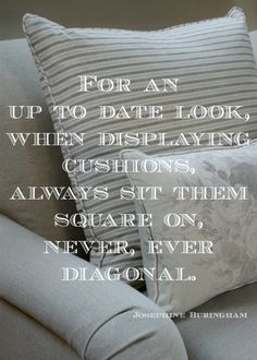 Interior Design Quote Advice Tip Josephine Burlingham Country Coastal Interiors