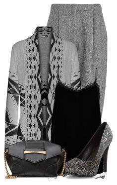 Designer Clothes, Shoes & Bags for Women Gray Outfits, Acne Studios, River Island, Alexander Mcqueen, Kawaii, Blazer, Shoe Bag, Polyvore, Jackets