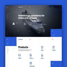 """Graphic Design UI UX WebDesign di Instagram """"Interface Design by vikdesign"""" Design Websites, Web Design Trends, Web Design India, News Web Design, Web Design Services, Layout Design, Website Design Layout, Web Layout, Ux Design"""