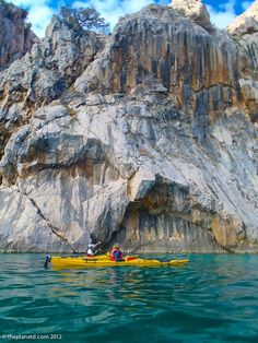 Kayaking Croatia at the island of Rab | The Planet D: Adventure Travel blog
