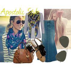 Style Inspiration Apostolic Style by emmyholloway on ...