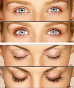 Latisse- I feel more feminine with longer, fuller lashes. A definite must if you have never tried it before!
