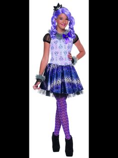 Ever After High Kitty Cheshire costume