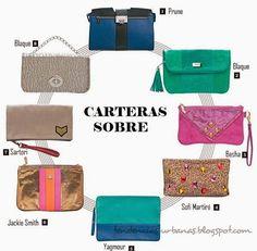 carteras de moda verano 2014 argentina - bags and clutchs
