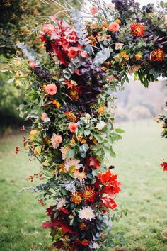 Bohemian Botanical Vibes at The Copse | UK Wedding Venues Directory - Image by Kitty Wheeler Shaw.