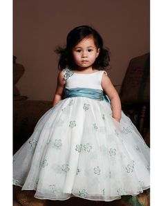40f2a93c9529 Eden 12306 Flower Girl Dress Charming Satin and Organza sleeveless ball  gown with full gathered organza skirt and gathered taffeta waistband The  entire ...