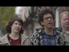 Portlandia - Peter (Fred Armisen) Stutter Compilation - YouTube