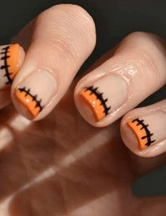 Hallowen Nails (15)