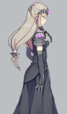 Eine Böse Zelda #MavisChan