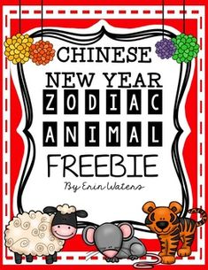 This Chinese New Year Zodiac freebie is a perfect way to explore student personalities and exercise writing and reading skills at the same time!Students will identify themselves with their Chinese Zodiac symbol based on their year of birth. Then, they will complete the following activities:-Chinese Zodiac Reading Passage-Writing Prompt (Year of the _________, writing response about the accuracies & inaccuracies of the associated personality traits)-Word Sort: Students will sort various t...