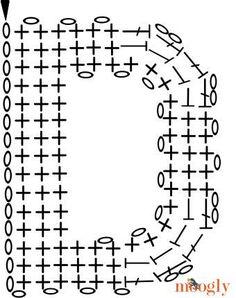 The Moogly Crochet Alphabet