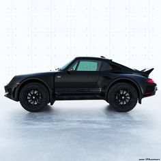 Porsche 993, Porsche Cars, Weird Cars, Cool Cars, Automotive Detailing, Polygon Modeling, S Car, Car Wheels, Transportation Design