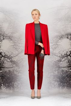 Gabriele Colangelo | Pre-Fall 2012 Collection | Vogue Runway