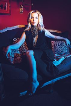"Singer/Songwriter and VIE's Music Issue 2013 cover girl, Morgan James, wearing Mimi Prober's designs | VIE Magazine: The Sophisticate Issue November/December 2016 | ""The New Vintage"" 