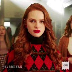 Cheryl Blossom Riverdale, Riverdale Cheryl, Riverdale Archie, Riverdale Funny, Riverdale Memes, Betty Cooper, Camila Mendes Riverdale, Betty & Veronica, Camilla Mendes