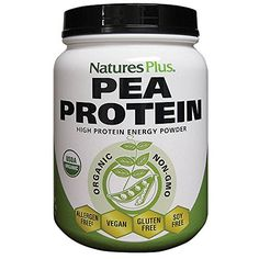 Pea Protein Organic Natures Plus 11 lb Powder * BEST VALUE BUY on Amazon