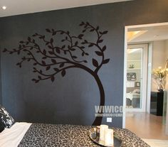 Oooo I almost like this one more than the wall tree I already have. Are two wall trees too much?? ;)