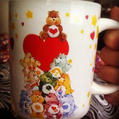 Classic Care Bears Mug