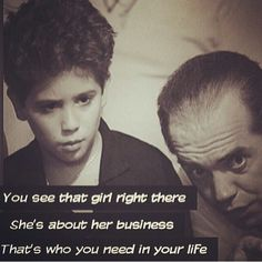 A bronx tale ,movie quote