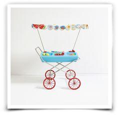 Chaise pliante en bois pour enfant ann es 40 tr s jolie for Chaise qui roule