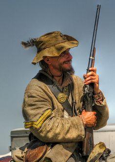 Confederate Cavalry Corporal