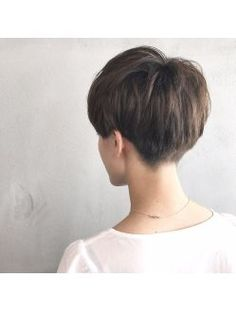 New haircut pixie korean 44 ideas Haircuts For Long Hair, New Haircuts, Medium Hair Cuts, Short Hair Cuts, Androgynous Haircut, Korean Haircut, Edgy Hair, My Hairstyle, Hair Today