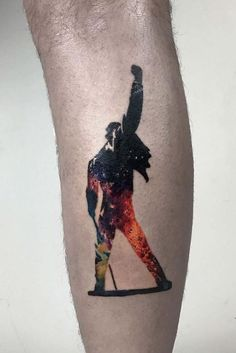 Freddie Mercury Tattoo