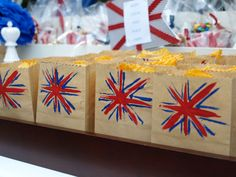 Great ideas for a British birthday party
