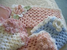 My crochet.