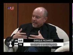 Tertulia con P. D. Cortes, F. Rainier Gutierrez, Enrique Richard y la Sr...