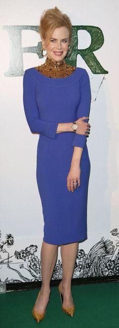 Nicole Kidman.                                                                                                                                                      More